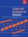 Scales and Arpeggios for Bassoon