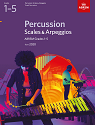 Percussion Scales and Arpeggios