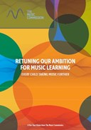 Music Commission report: a vision for music education