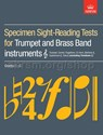 Specimen Sight-Reading Tests for Trumpet