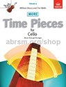 More Time Pieces for Cello