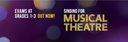 ABRSM New Singing for Musical Theatre Exams Supported By Industry Experts and Global Theatre Talent