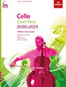Initial Exam Pack for Cello 2020-2023