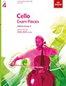 Grade 4 Cello Exam Pieces 2020-2023