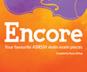 Encore! ABRSM publishes collection of best-loved violin exam pieces