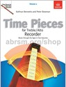Time Pieces for Recorder