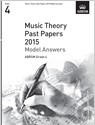 Music Theory Model Answers 2015
