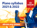 48 pieces from ABRSM's new 2021 & 2022 Piano syllabus available to buy as digital downloads