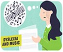Dyslexia, music and exams